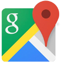 Open directions in Google Maps